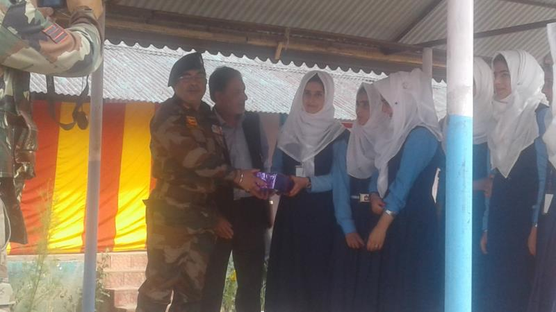 Prize distribution on 15/August/2018